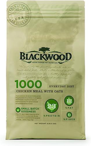Blackwood Dog Food All Life Stages Made