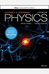 Physics, 11e WileyPLUS NextGen Card with Looseleaf Print Companion 2 Semesters Paperback