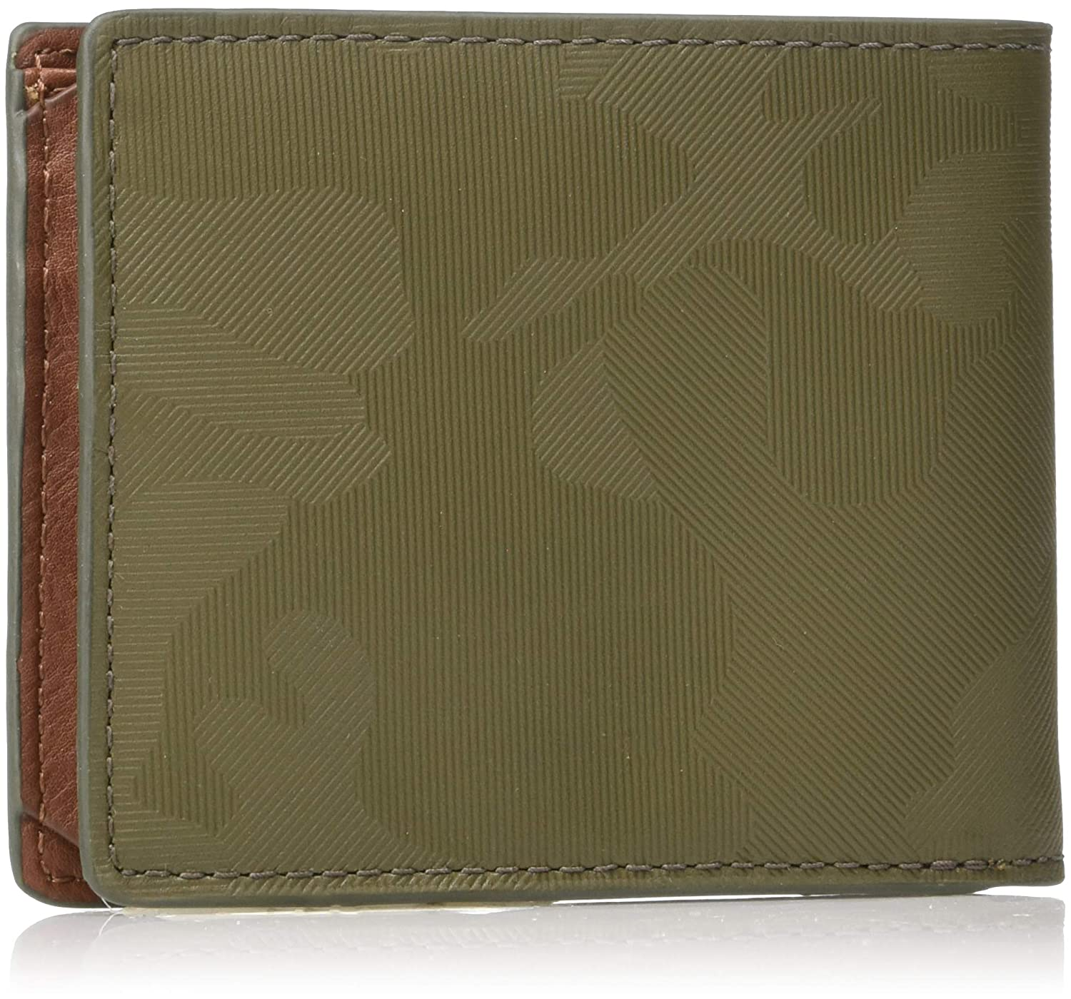 40cd54315bb4 Fossil Men's Jerome Leather Bifold Flip ID Wallet