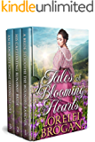 Tales of Blooming Hearts: A Historical Western Romance Collection