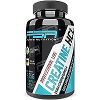 Creatin HCL hochdosiert 150 Kapseln á 1.000 mg Kreatin Hydrochlorid der deutschen Profisport Marke FSA Nutrition | Vegan | für Kraftsport, Fitness & Bodybuilding