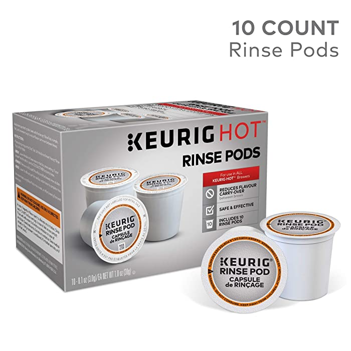 Top 9 Keurig Rince Pods
