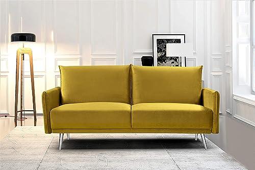 US Pride Furniture Sofas, Olive Tone