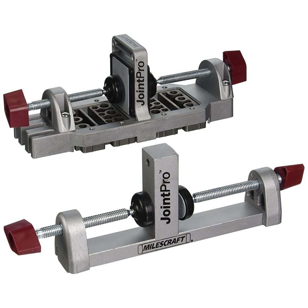 Milescraft 13110003 Joint Pro Doweling Jig Review