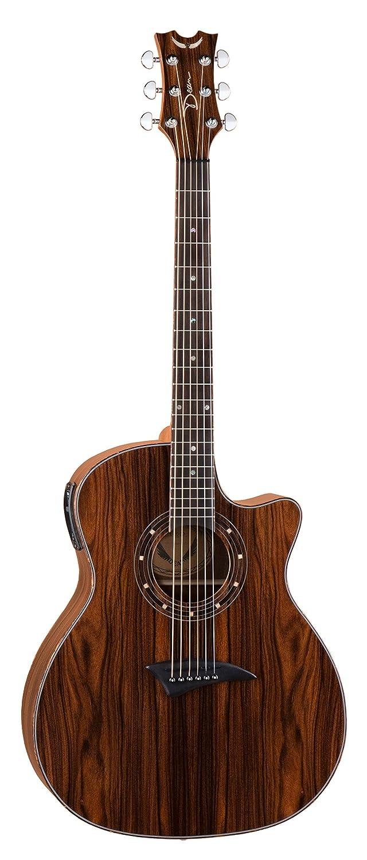 Dean Exotica Cocobolo Acoustic Electric Guitar
