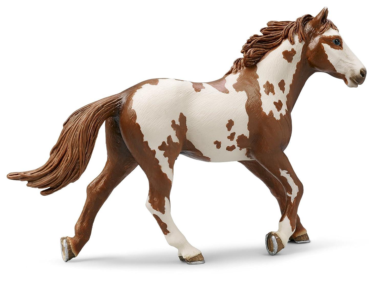 Schleich 13616 - Pferde, Pinto Hengst Schleich 13616 - Pferde Bauernhoftiere und Figuren
