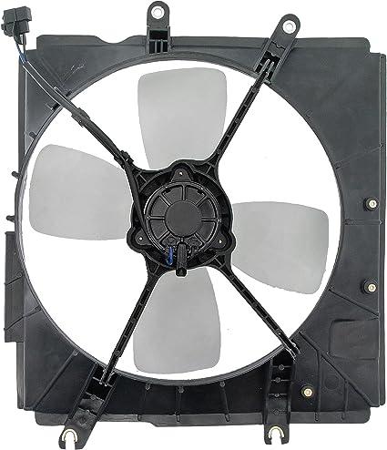 Dorman 620 – 740 Asamblea del ventilador del radiador: Amazon.es ...