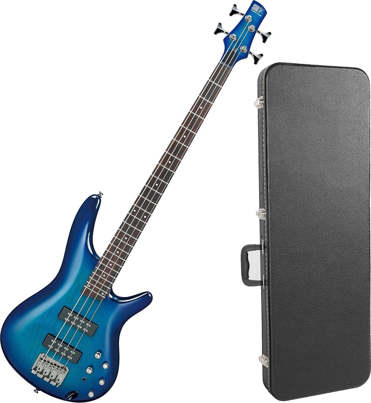 ibanez sr370espb 4 string electric bass guitar