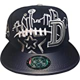 ef4b5649b41 Amazon.com   Dallas Cowboys Star Wars Imperial Attack Vader Snapback ...
