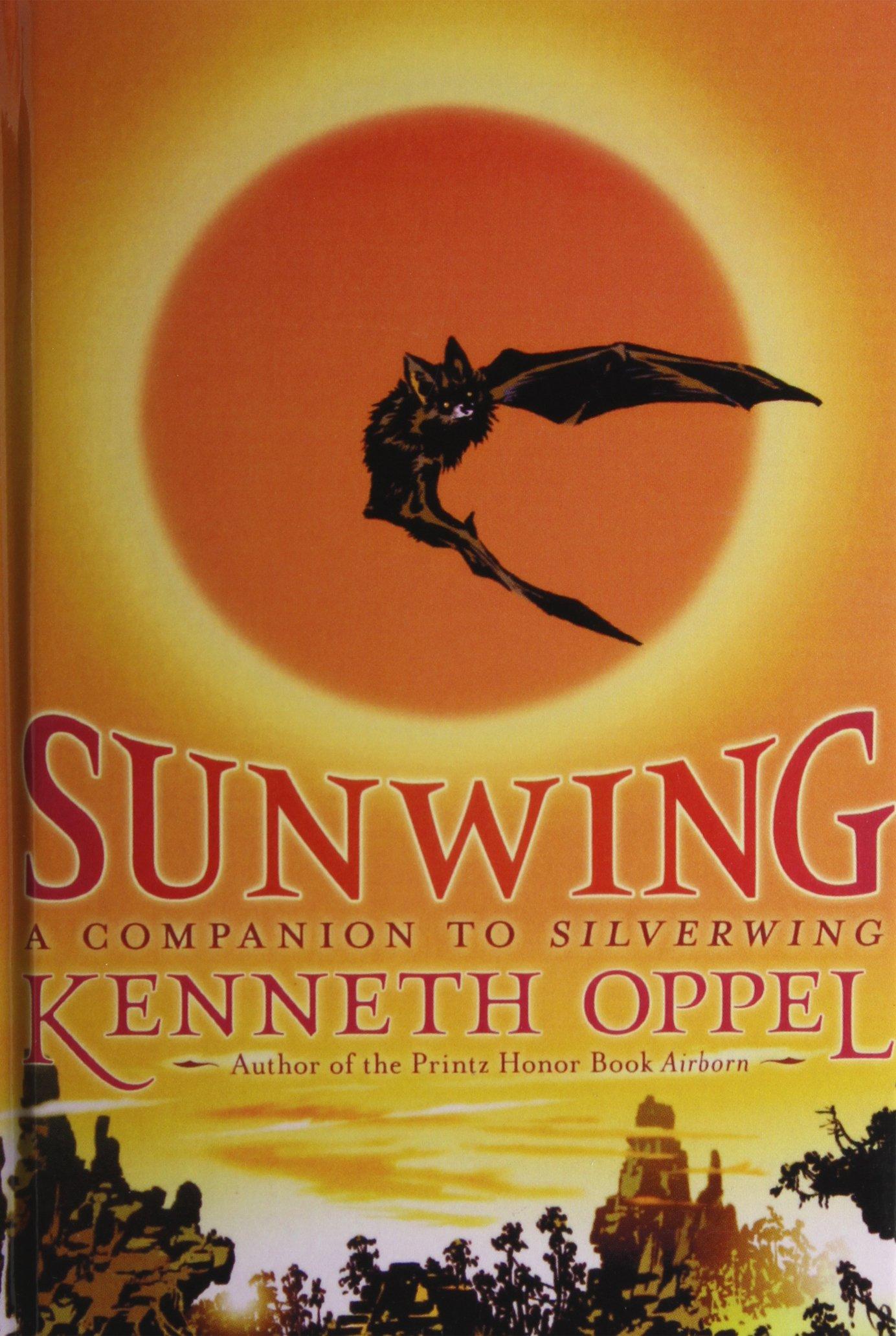 Sunwing Amazoncouk Kenneth Oppel 9781439506455 Books