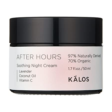 K los Skin After Hours, Soothing Night Cream