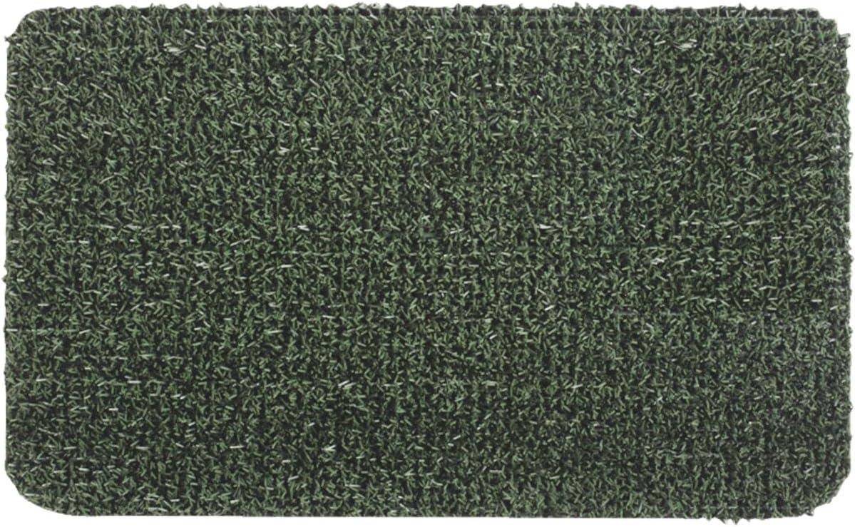 Clean Machine 10370953 Plus Scraper Door Mat, 17-1 2 X 29-1 2