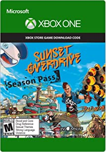 Sunset Overdrive Season Pass - Xbox One Digital Code