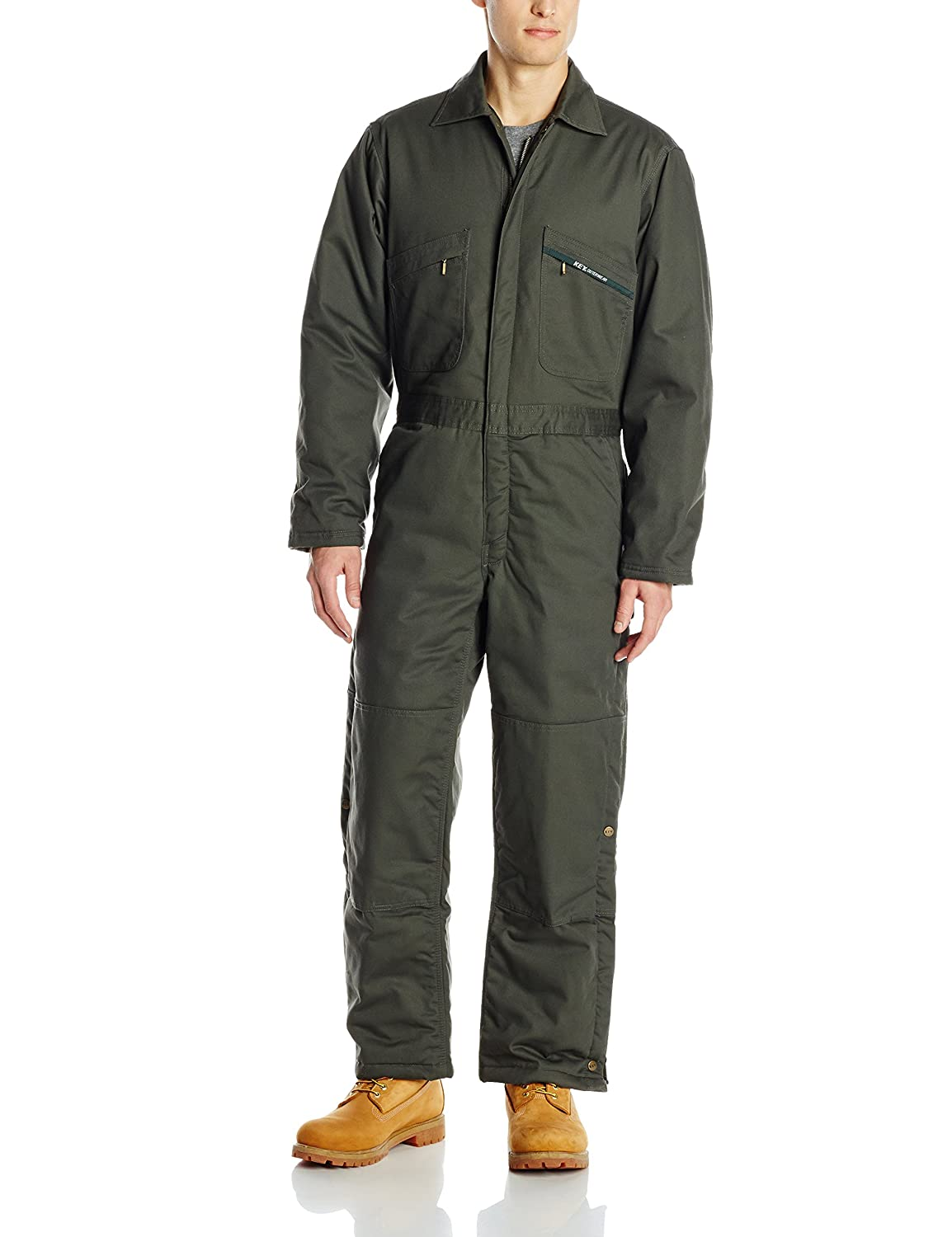 Key Apparel Men's Insulated Duck Coverall 975