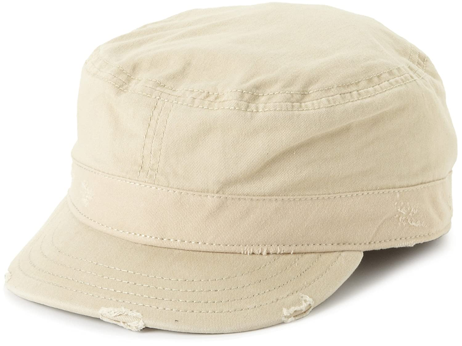 Diesel Mens Caremet- Service Train Driver Style Hat in Beige  Amazon.co.uk   Clothing 08e05c45a75