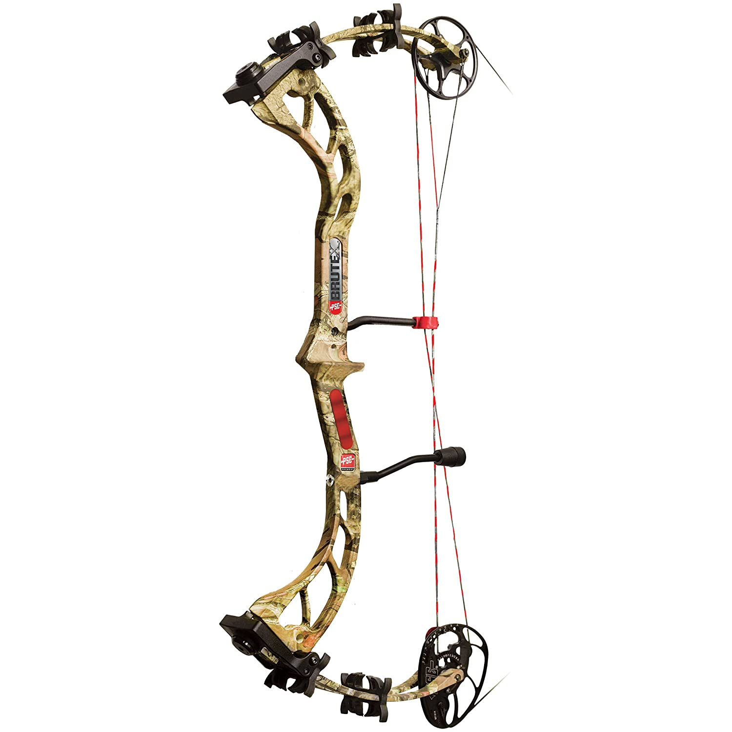 PSE Brute X Left Hand Bow, 60-Pound, Mossy Oak Break Up Infinity