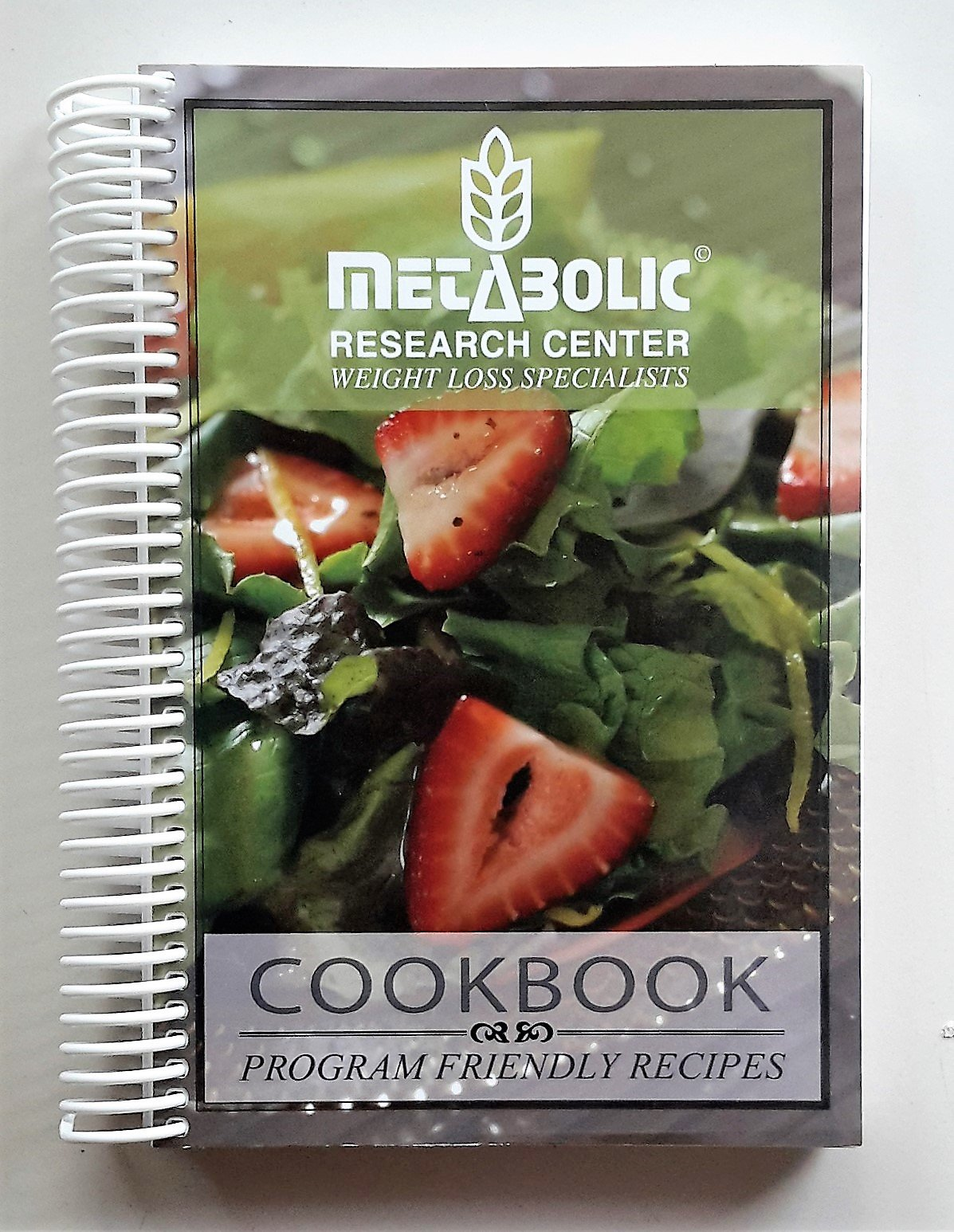 Metabolic Research Center Weight Loss Specialists Cookbook Amazon