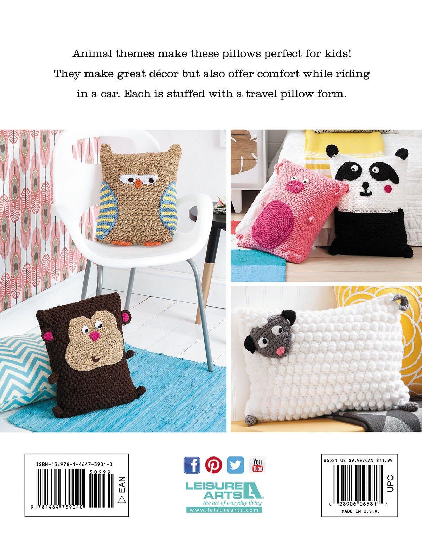 Amazon.com: Kids Animal Pillows (9781464739040): Tara ...