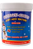 125g Instant Snow Powder - Instant Magic Snow Fake Party Decoration by Playlearn by Playlearn