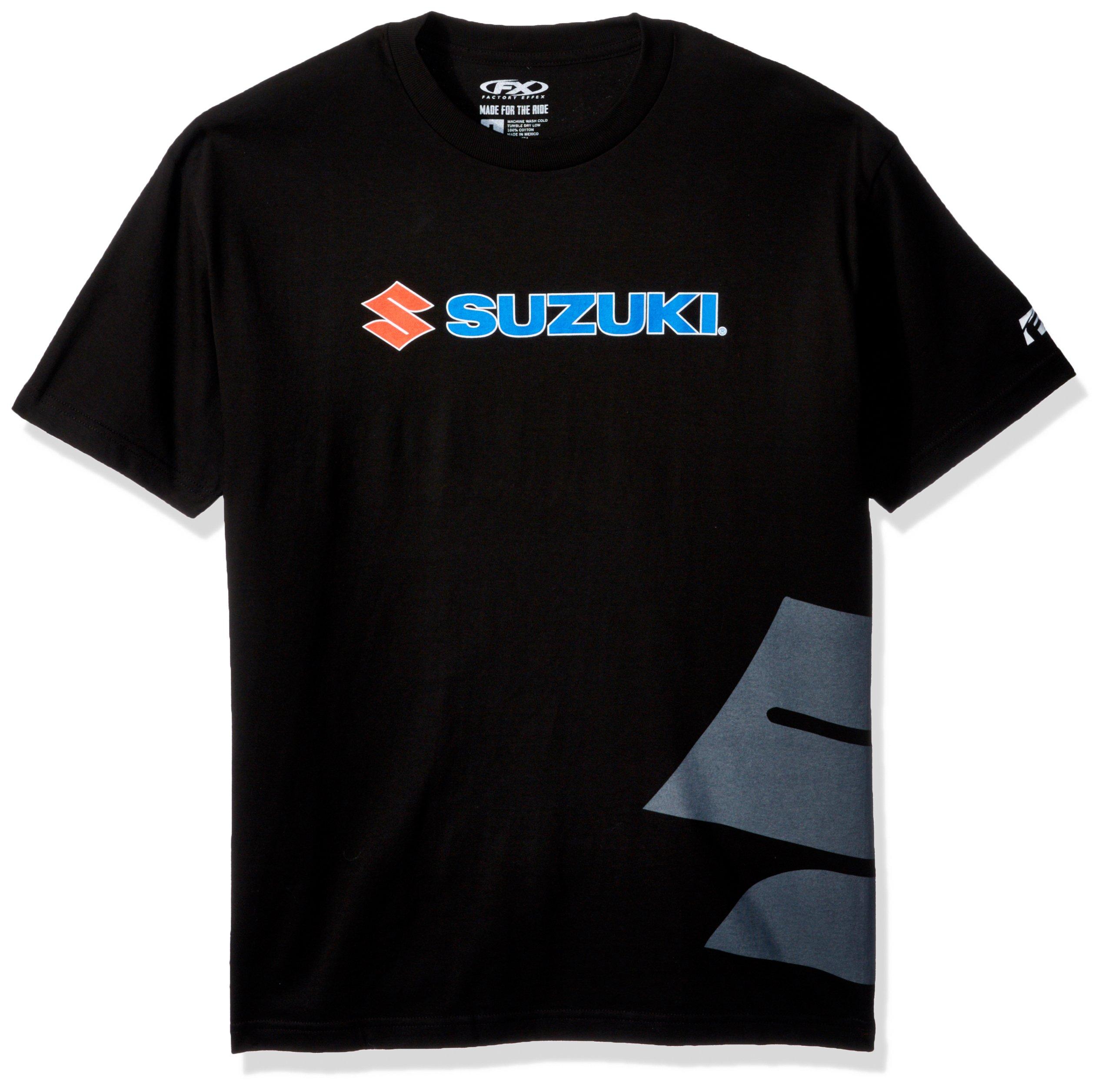 Factory Effex 15-88472 Suzuki Big 'S' T-Shirt