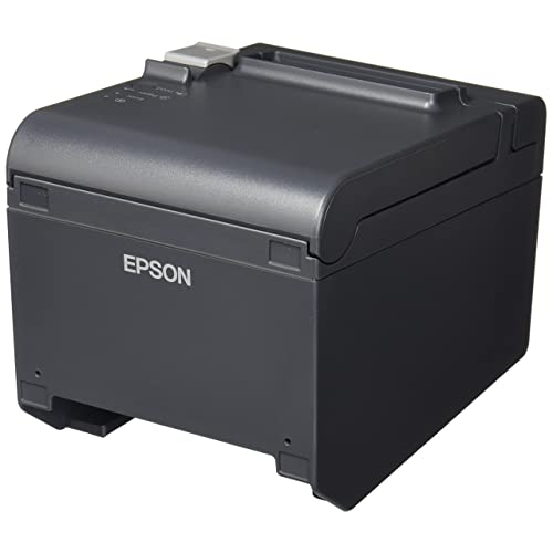 epson tm t20ii direct thermal printer usb monochrome desktop receipt print c31cd52062