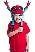 Marvel Comics Spiderman Flipeez Hat