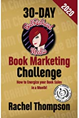 The BadRedhead Media 30-Day Book Marketing Challenge Kindle Edition