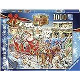Ravensburger Christmas 2014 Limited Edition Puzzle: The Christmas Farm (1000