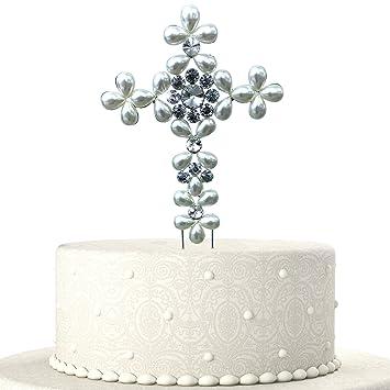 Jennygems baptism cake topper first holy communion cake topper jennygems baptism cake topper first holy communion cake topper dedication cake topper religious junglespirit Choice Image