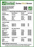 California Gold Nutrition Spirulina USDA
