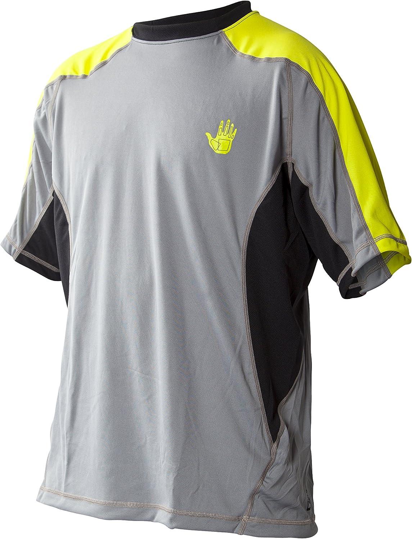 Body Glove Wetsuit Co Men's Performance Loose Fit Short Arm Shirt