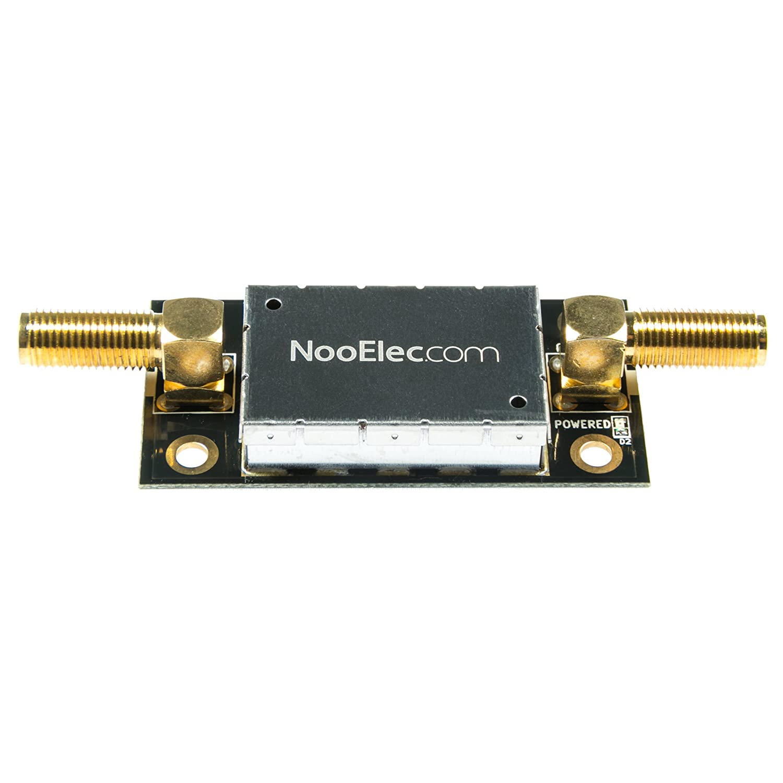 Amazon com: NooElec Low Noise Amplifier (LNA) & Saw Filter