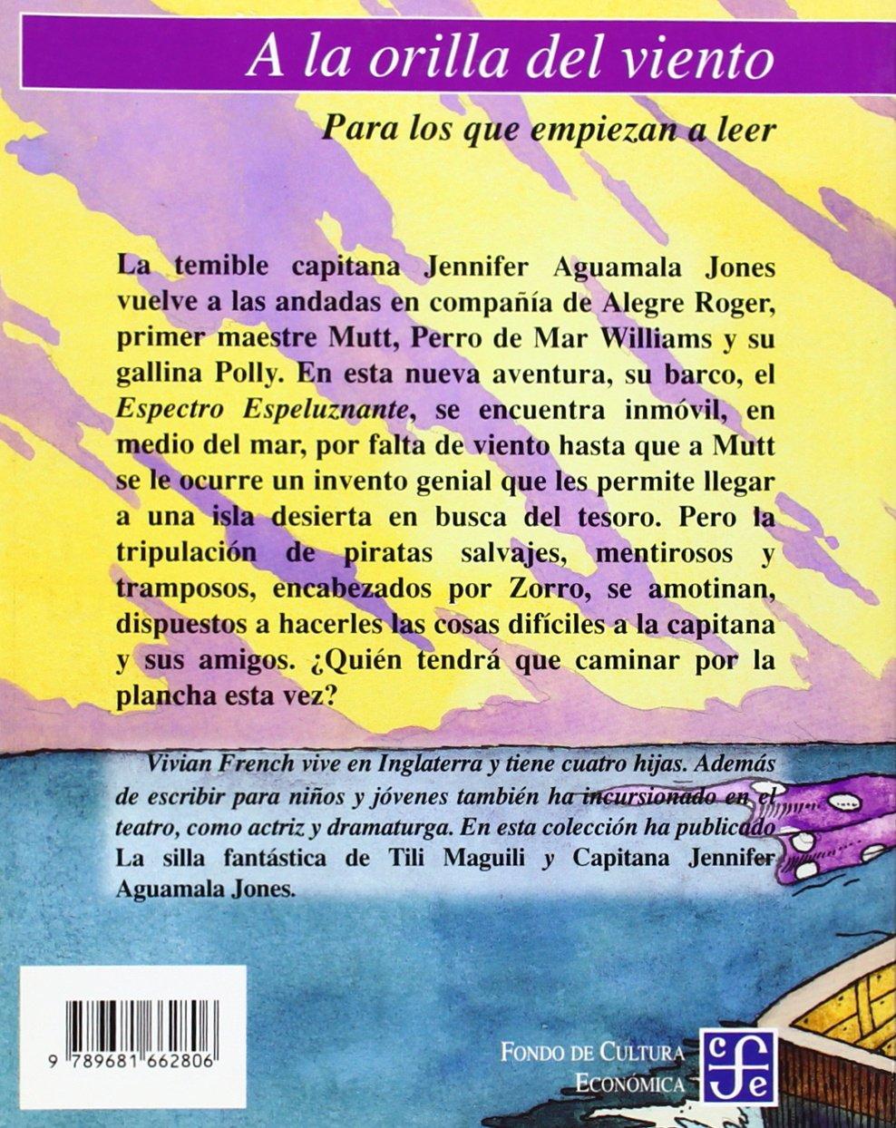 Primer Maestre Mutt y el motín de la máquina de viento (A la Orilla del Viento) (Spanish Edition): French Vivian: 9789681662806: Amazon.com: Books
