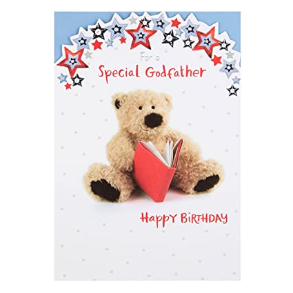 Amazon Hallmark Godfather Birthday CardSpecial