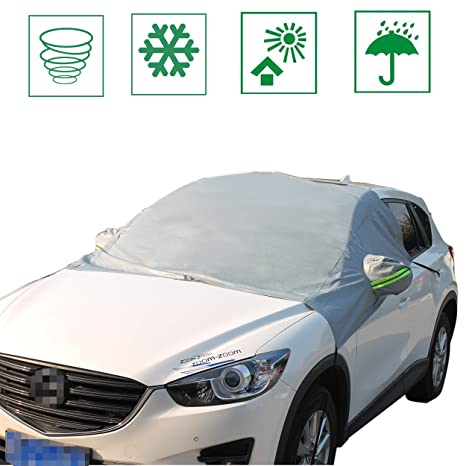 iztor Premium limpiaparabrisas parabrisas nieve tamaños para todos los vehículos – Covers – nieve, hielo