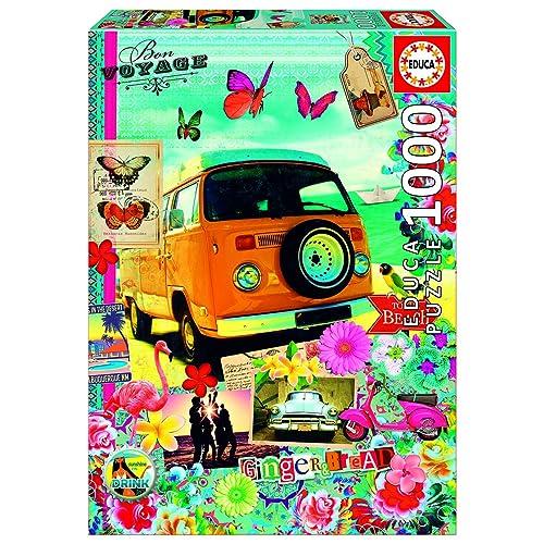 Educa Borras 17103.0 - Puzzle - Gingerbread
