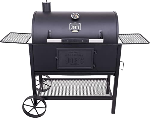 Oklahoma Joe s 19302087 Judge Charcoal Grill, Black