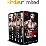 Dragon Riders MC Series: Books 1-5