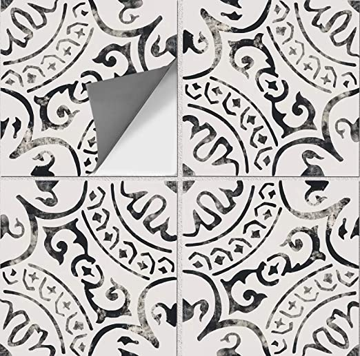"6/"" Tile Sticker Decal Transfer Home Kitchen Bathroom 24 Colours DIY Qaility"