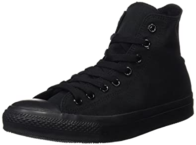Converse Unisex Shoes Black Mono
