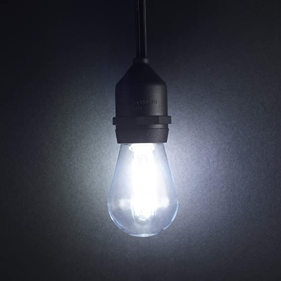 Amazon.com: Otronics S14 - Bombillas LED de 0,8 W con ...