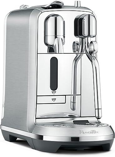 Breville-Nespresso USA BNE800BSSUSC Nespresso Creatista Plus Coffee Espresso Machine