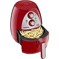 Fritadeira Premium, 220V, Mondial AF-14, Vermelho/Inox, Mondial, Fritadeira Inox RED Premi
