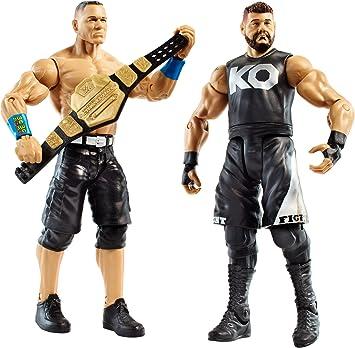 WWE BATTLE PACK RAW JOHN CENA & KEVIN OWENS: Amazon.es: Juguetes y juegos