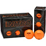 Nitro NMD12OBXC  Maximum Distance Golf Ball (12-Pack)