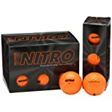 Amazon Price History for:Nitro Maximum Distance Golf Ball (12-Pack)