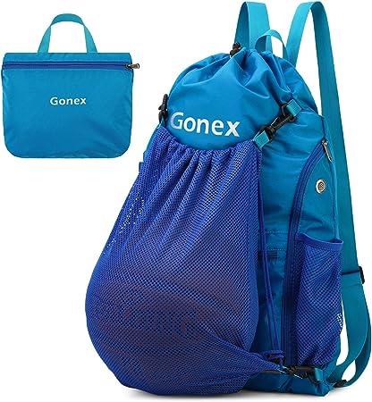 Gonex Foldable Soccer Backpack