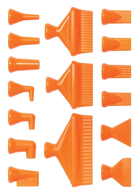 """Loc-Line Coolant Hose Component, Acetal Copolymer, 16 Piece Nozzle Rama Set, 1/4"""" Hose ID"""