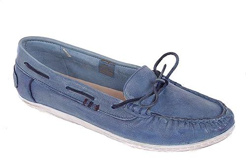 Napapijri Zapatos bajos de mujer mocasines Illy azul - azul cielo, 40: Amazon.es: Zapatos y complementos