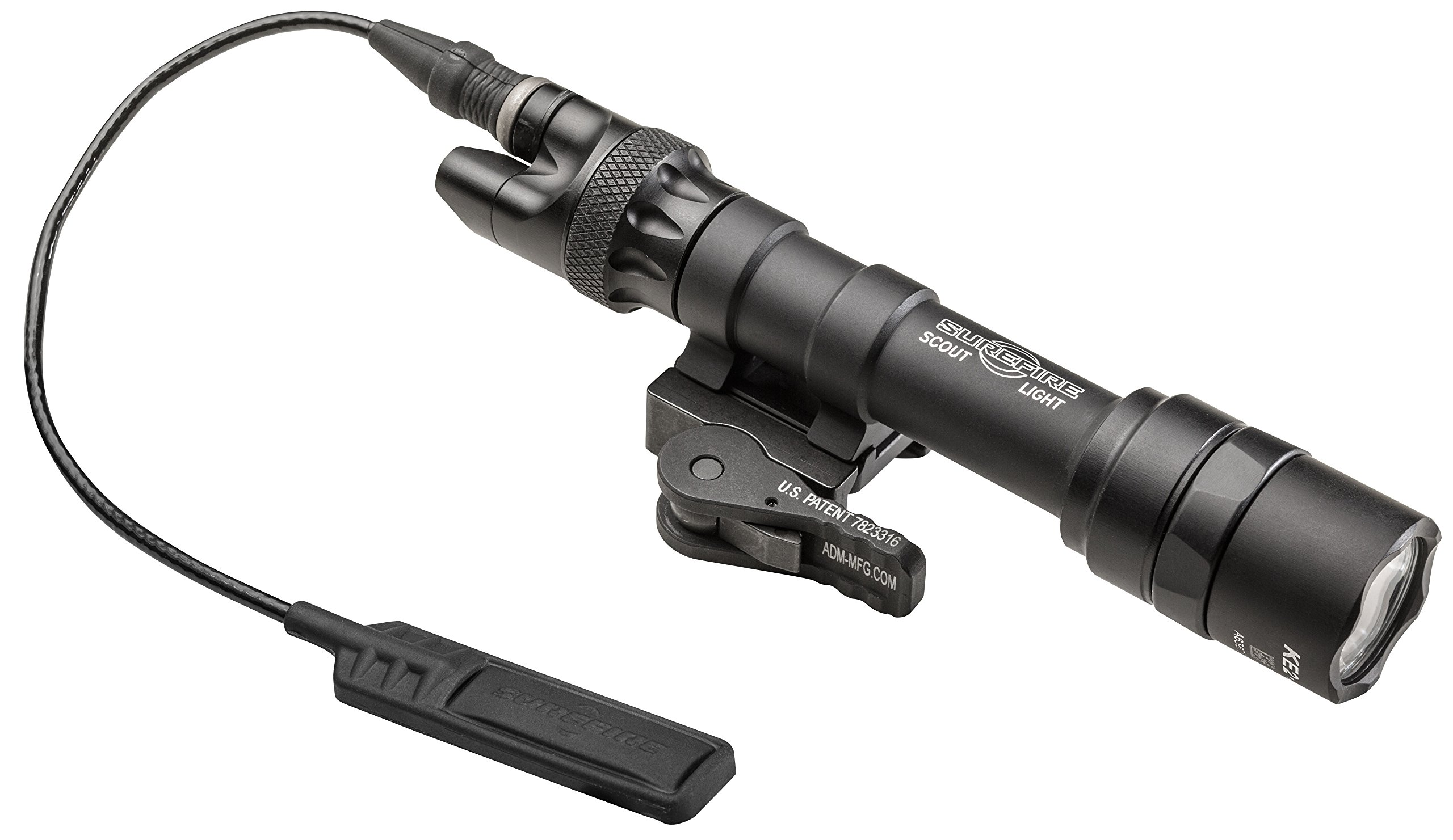 SureFire M622U Ultra Scout Light with ADM Mount & DS07 Switch by SureFire